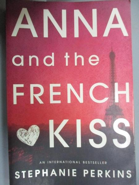 【書寶二手書T3/原文小說_HNL】Anna and the French Kiss_Perkins, Stephani