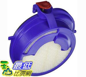 [106美國直購] 前置濾網 Dyson DC24 Post HEPA Filter fits Dyson DC24 Vacuum Cleaner Washable Reusable 915928-01