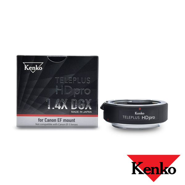 KENKO TELEPLUS HD PRO HDPRO DGX 1.4X 1.4倍 增距鏡 加倍鏡 公司貨