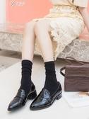 夏天長襪子女中筒襪薄款韓版純色學院風日繫百搭夏季韓國黑色春秋伊芙莎