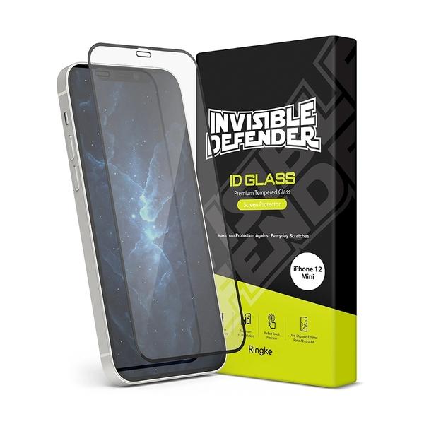 Rearth Ringke Apple iPhone 12 mini 滿版強化玻璃螢幕保護貼