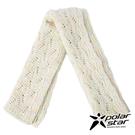 【Polarstar】 混色保暖圍巾『米白』P17628 休閒│戶外│保暖│圍脖│圍巾