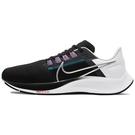 【現貨】Nike Air Zoom Pegasus 38 男鞋 慢跑 氣墊 緩震 網布 黑白銀【運動世界】CW7356-003