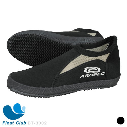 AROPEEC 男女款 2.5mm 膠底短筒防滑鞋 網布排水 - Starfish 海星