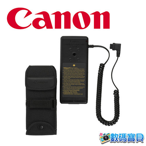 Canon CP-E4 閃光燈外接電源供應器 公司貨 (適用機種;580EX II/580EX/550EX/MR-14EX/MT-24EX)