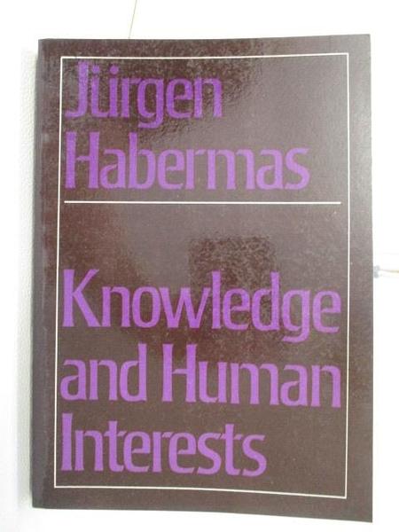 【書寶二手書T1/社會_GVF】Knowledge and Human Interests