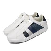 Royal Elastics 休閒鞋 Prince Albert 白 藍 男鞋 運動鞋 【PUMP306】 01494558