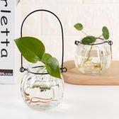 創意懸掛透明玻璃花瓶 東京衣櫃
