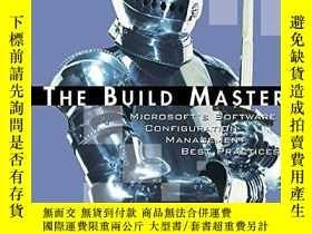 二手書博民逛書店The罕見Build MasterY256260 Maraia, Vincent Addison Wesley