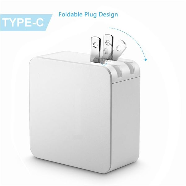 TYPE-C 45W TYPE C 白色 原廠 變壓器 ASUS:UX390 UX390UA HP:TPN-CA01 TPN-CA02 Spectre 13 X360 ELITE X2 1012 G1