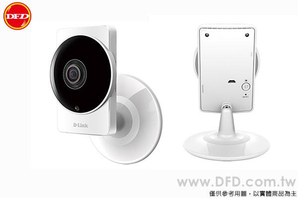 ( 預購 ) D-Link 友訊 DCS-8200LH HD 超廣角AC無線網路攝影機 180°超廣角鏡頭 公司貨