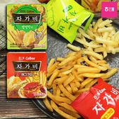 海太HAITAI calbee 海太 jagabee 薯條(螃蟹味/鹽味) 【庫奇小舖】