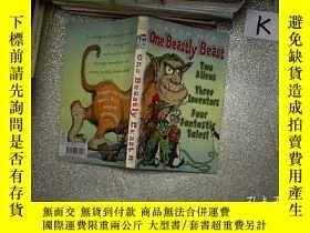 二手書博民逛書店One罕見Beastly Beast: Two Aliens, Three Inventors, Four Fan