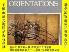 二手書博民逛書店Asian罕見Orientations,Treasures fr