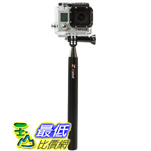 [美國直購] XShot 2.0 自拍攝影架 Camera Extender Pole for All GoPro Cameras (XS2G)