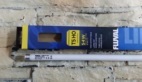 【西高地水族坊】赫根HAGEN FLUVAL富濾霸 T5超強光水草軟體燈管54W(115cm)6700k