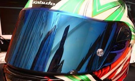 OGK/KABUTO安全帽,RT-33,專用電鍍鏡片