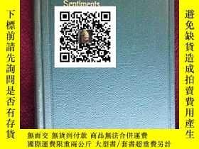 二手書博民逛書店1914年版罕見CHINESE MORAL SENTIMENTS