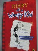 【書寶二手書T5/原文小說_IEH】Diary of a Wimpy Kid_Jeff Kinney