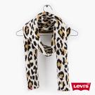 Levis 女款 圍巾 / 時尚豹紋