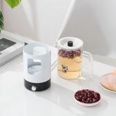養生壺 淘邦養生電熱水杯小型全自動加熱便攜式旅行煮粥牛奶辦公室電燉杯 快速出貨