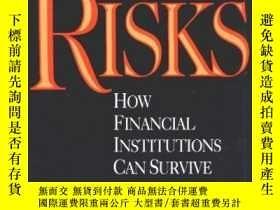 二手書博民逛書店英文原版書罕見Facing Up to the Risks: H