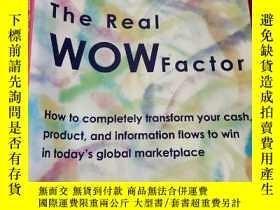 二手書博民逛書店Supply罕見Chain Management: The Real WOW Factor (16開) 【詳見圖】