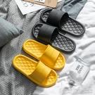 拖鞋拖鞋女夏天情侶室內家用防滑洗澡居家浴室防臭涼拖鞋男一對家居拖 【快速出貨】