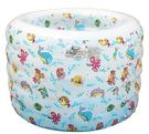 設計師美術精品館諾澳 寶寶游泳池充氣嬰兒游泳池嬰幼兒浴池戲水池 bb游泳桶