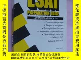 二手書博民逛書店Cliffs:Law罕見School Admission Tes