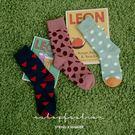 襪子 數學不好幾何中性棉襪  三色-小C館日系