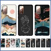 三星 Note20 Note20 Ultra Note10 Lite Note10 Note10+ ZB1彩繪殼 手機殼 全包邊 軟殼 保護殼