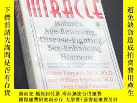 二手書博民逛書店The罕見Melatonin MiracleY15196 出版1