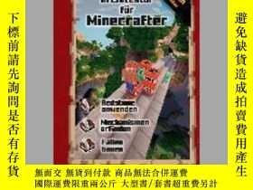 二手書博民逛書店Architektur罕見für MinecrafterY271