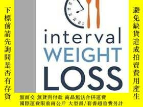 二手書博民逛書店Interval罕見Weight Loss-間歇減肥Y436638 Nick Fuller Penguin R