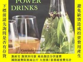 二手書博民逛書店Pflanzen罕見Power Drinks: Getränke