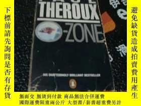 二手書博民逛書店O-Zone罕見by Paul TherouxY16186 Pa