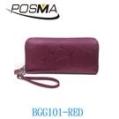 POSMA 時尚韓風 錢包 零錢包 BGG101-RED