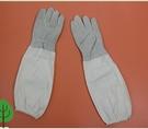 蜂具養蜂專用工具新品防蜂羊皮手套