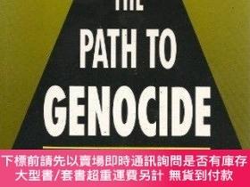 二手書博民逛書店The罕見Path To GenocideY255174 Christopher R. Browning Ca