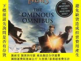 二手書博民逛書店The罕見Ominous Omnibus (A Series o