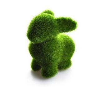 可愛小動物人造草擺飾擺件|Grass Land 創意禮品 生日禮物
