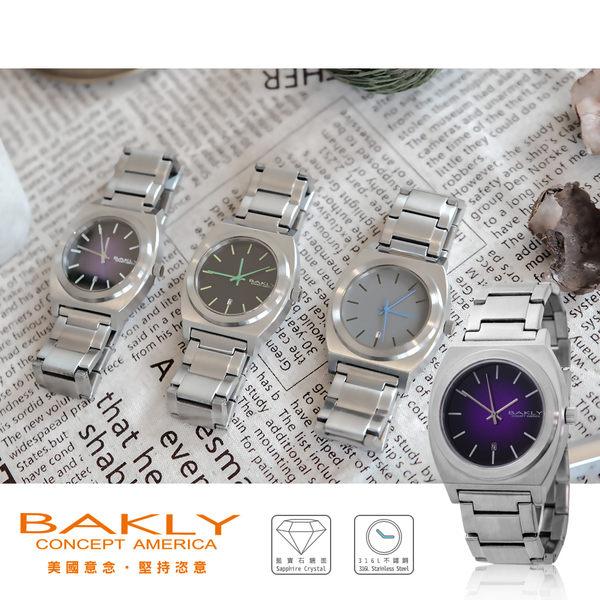 【完全計時】手錶館│BAKLY 玩色街頭 潮流新品 情人 生日bas9015 42mm l 多色