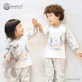 Minerva米諾娃 | 【北極熊系列】長袖套裝(1~4號)