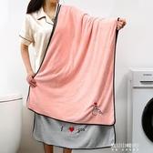 浴巾-浴巾成人比純棉柔軟吸水家用男女不掉毛加厚速幹學生可愛大號毛巾 東川崎町