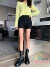 短褲 安全打底短褲女秋冬外穿2021春夏季新款高腰顯瘦防走光彈力緊身褲 限時折扣