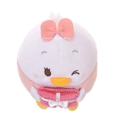 日本 Disney Store 迪士尼商店 限定 ufufy 黛西 情人節限定 玩偶娃娃 (S) 11cm