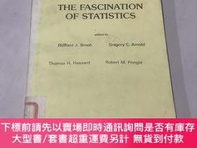 二手書博民逛書店THE罕見FASCINATION OF STATISTICS統計學的魅力(英文,Richard J.Brook&G