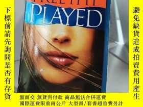 二手書博民逛書店played罕見英文原版Y179641 Barbara free