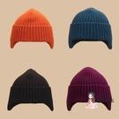 兒童雷鋒帽 兒童帽子秋冬女童兔毛絨男童瓜皮帽保暖雷鋒帽親子套頭毛線帽